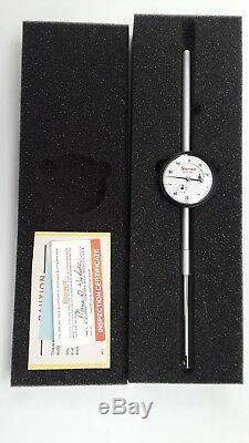 Starrett Dial Indicator model 25-3041J. 001 & 0-3 RANGE