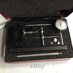 Starrett Dial Test Indicator 196A