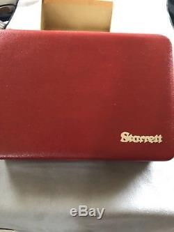 Starrett Dial Test Indicator 196A1Z