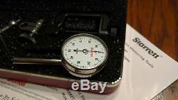Starrett Dial Test Indicator, 196A1Z