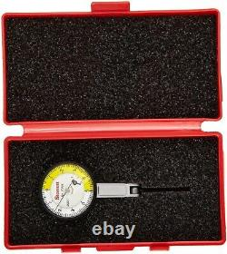Starrett Dial Test Indicator No 708 Dovetail Mount 0-0.02 / 0.0001 0-5-0 Dial