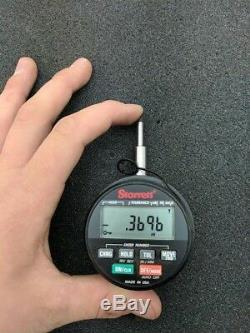 Starrett F2730-1 Electronic Indicator, 1 (25mm) Range. 0001 resolution