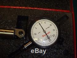 Starrett Heavy Duty Magnetic Base Dial Indicator #659
