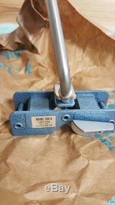 Starrett/ KENT MOORE dial test indicator J-8001-3