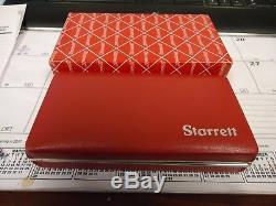 Starrett Last Word Dial Test Indicator 711FSAZ