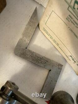 Starrett MIX LOT 196 Dial Test Indicator Micrometer Caliper Clamp Machinist Tool