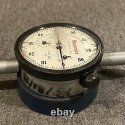 Starrett NO. 25 2041 Large Dial Indicator. 001