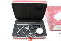 Starrett No. 196 A1Z Dial Universal Test Plunger Indicator