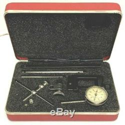 Starrett No 196A1Z Dial Test Indicator Vintage Tools