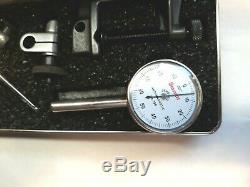 Starrett No. 196A6Z Dial Indicator Set