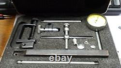 Starrett No. 196MA5Z Universal Back Plunger Dial Indicator WithExtra Points
