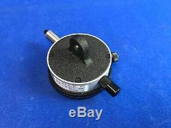 Starrett No. 25-111 Jeweled Dial Indicator. 0001.025 Range