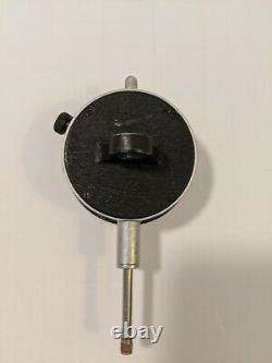 Starrett No. 25-441 Dial Indicator 0-1.001