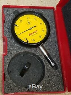 Starrett No. 3025-481 Dial Indicator