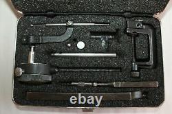 Starrett No. 645 Dial Indicator Set. 001.200 Range