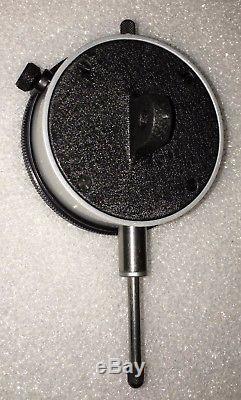 Starrett No. 655-441j Dial Indicator 1.000 Range. 001 Grad 0.100 Per Revolution