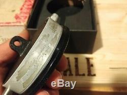 Starrett No. 656-241 3-1/2 inch dial indicator (. 001)Grad. 0.250 inch travel
