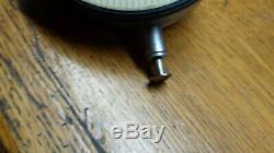 Starrett No. 656-241J 3-1/2 inch dial indicator (. 001)Grad. 0.250 inch travel