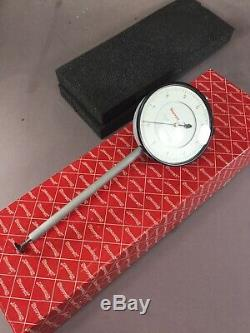 Starrett No. 656611 Large Face Dial drop indicator 6 Long. 0001 Excellent NICE