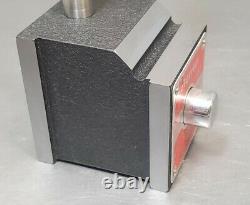 Starrett No. 657AA magnetic base