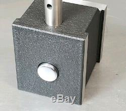 Starrett No. 657AA magnetic base NICE