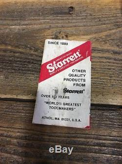 Starrett No. 657AA magnetic base with Standard Gauge 211 1 dial indicator. 001