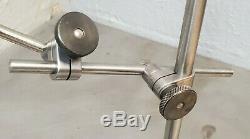 Starrett No. 657AA magnetic base with a Starrett No. 196 indicator set