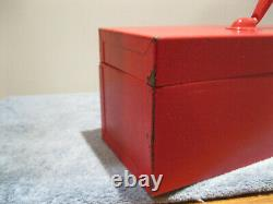 Starrett No. 659A Heavy Duty Magnetic Base with # 25-441 Dial Indicator & box