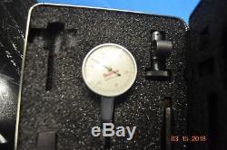 Starrett No. 709A dial indicator