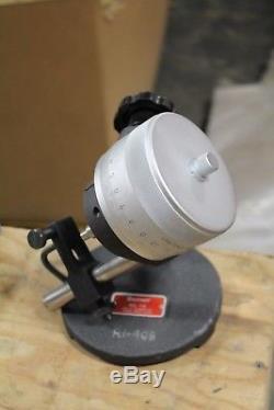 Starrett No. 716 Dial Indicator Tester