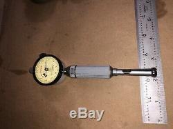 Starrett No. 81-111-624 Dial Bore Gage. 0001.425