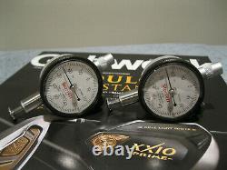 Starrett No. 81-241j Dial Indicator. 250 Range. 001qty2 Machinist Tools