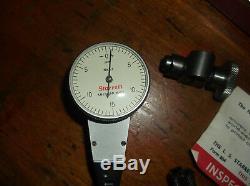 Starrett No. 811 Dial Indicator Complete