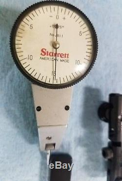 Starrett No. 811 dial indicator