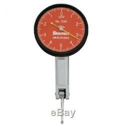 Starrett R708AZ Dial Test Indicator. 010 Range. 0001 Graduation