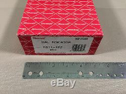 Starrett R811-1PZ Dial Indicator in case with box