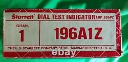 Starrett Reading Dial Indicator 196A1Z