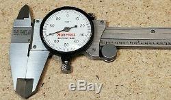 Starrett S909Z precision tool kit 1 micrometer, dial caliper, 6 scale set