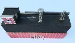Starrett USA 657AA Magnetic Base Dial Indicator Holder Free Shipping