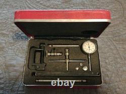 Starrett Universal Dial Test Indicator #196 With Case