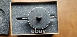 Starrett dial indicator 656-241J (. 001). 250 range (NEW) in original box