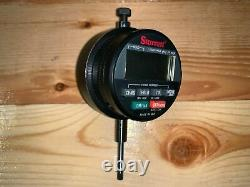 Starrett electronic indicator F2730-3 WISDOM 1.0 range. 0005 resolution