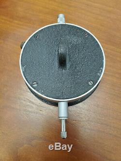 Vintage Starrett Dial Indicator 656-617.0001.400 Range Machinist Tool